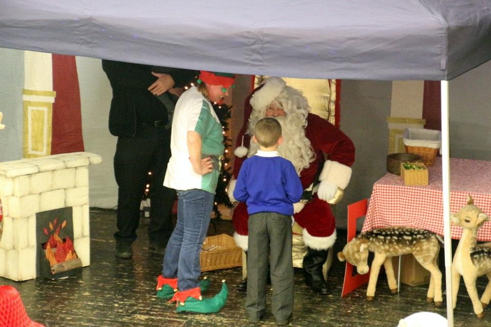Silchester Christmas Market